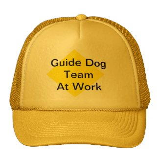 Guide Dog Team Hat