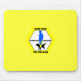 GUIDE DOGS BLIND PEOPLE MOUSE PADS