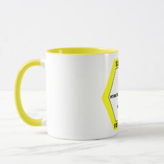 GUIDE DOGS BLIND PEOPLE MUG