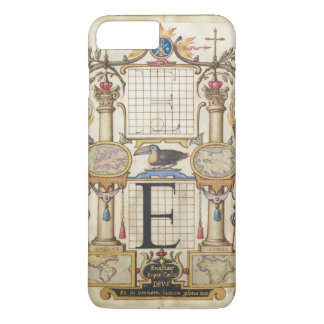 Guide for Constructing the Letter E iPhone 7 Plus Case