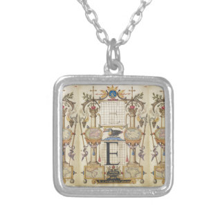 Guide for Constructing the Letter E Necklace