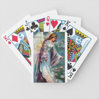 GUIDE GUARDIAN AND MESSENGER.jpg Bicycle Playing Cards