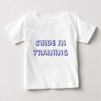 Guide In Training Baby T-Shirt