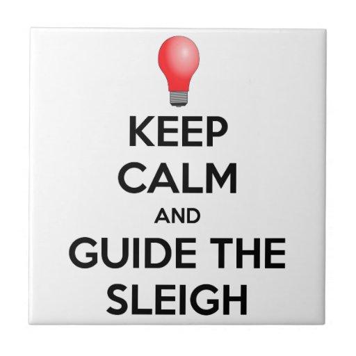 Guide the Sleigh Tiles