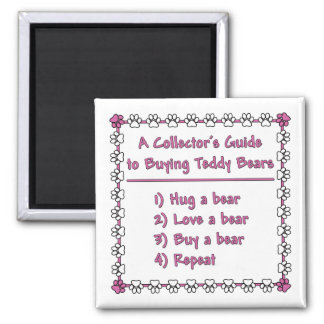 Guide to Buying Teddy Bears Magnet
