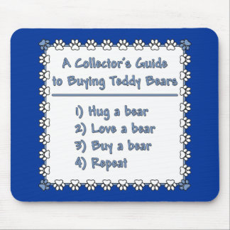 Guide to Buying Teddy Bears Mouse Pad