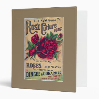 Guide to Rose Culture Binders