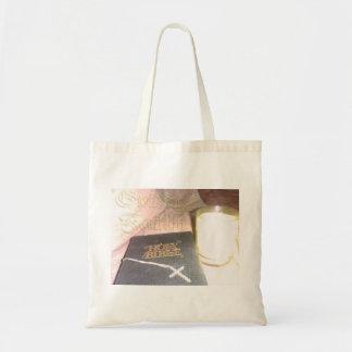 Guided By Faith Canvas Bags