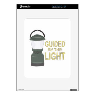 Guided By Light Decal For The iPad