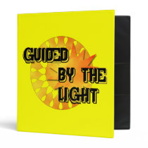 Guided by the Light Avery Binder