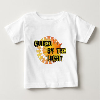 Guided By the Light Baby T-Shirt
