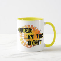 Guided by the Light Mug