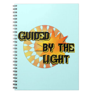 Guided by the Light Notebook