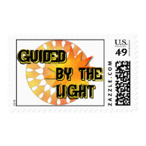 Guided by the Light Stamp