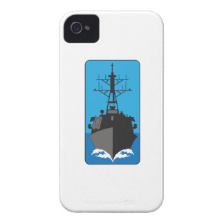GUIDED MISSILE CRUISER iPhone 4 COVER