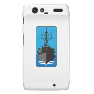 GUIDED MISSILE CRUISER DROID RAZR COVERS