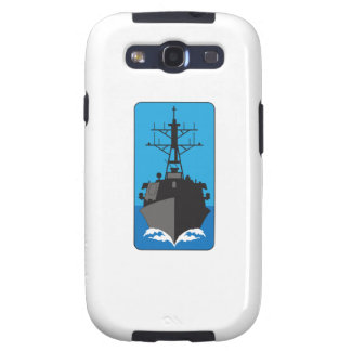 GUIDED MISSILE CRUISER SAMSUNG GALAXY SIII COVERS