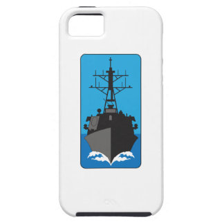 GUIDED MISSILE CRUISER iPhone 5 CASE