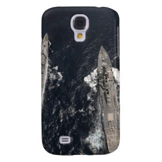 Guided-missile destroyer USS Gridley Galaxy S4 Cover