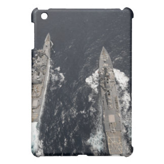 Guided-missile destroyer USS Gridley iPad Mini Cases