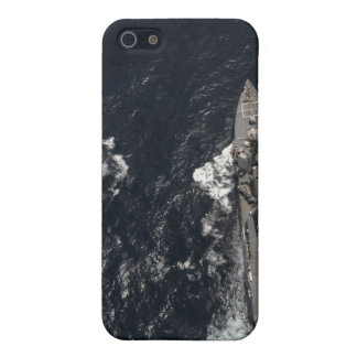 Guided-missile destroyer USS Gridley iPhone 5 Covers