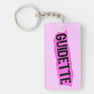 Guidette Keychains