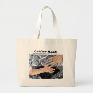 Guiding Hands - Customized Tote Bags