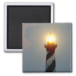 Guiding Light 2 Inch Square Magnet