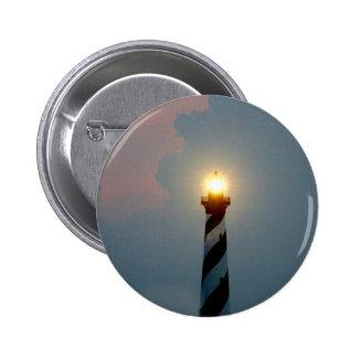 Guiding Light Pinback Button