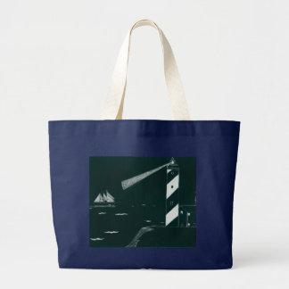 Guiding Light Large Tote Bag