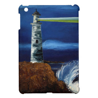 GUIDING LIGHT (lighthouse art) ~ iPad Mini Case