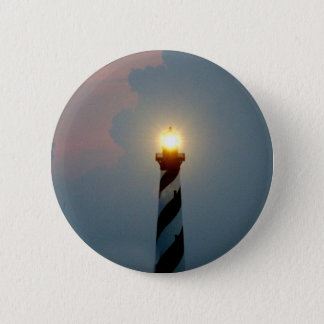 Guiding Light Pinback Button