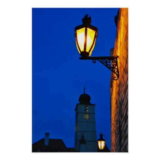 Guiding light poster