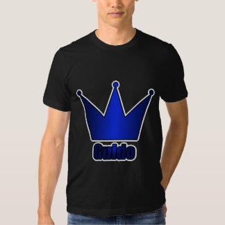 Guido Crown Blue T Shirts