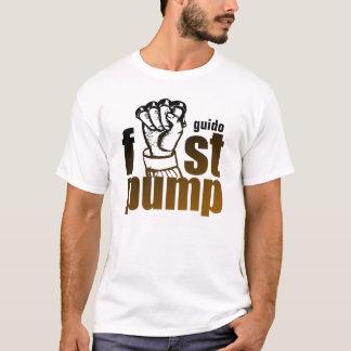 guido fist pump T-Shirt