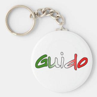 Guido Key Chain