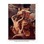 Guido Reni, abducción del Louvre 1620-21 de De'Ian Tarjetas Postales