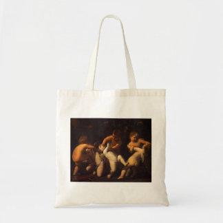 Guido Reni- Angels Canvas Bag