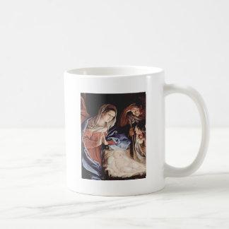 Guido_Reni_Birth Of Christ Coffee Mug