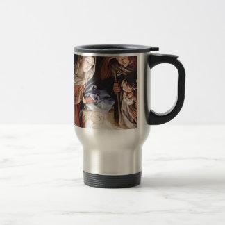 Guido_Reni_Birth Of Christ Travel Mug