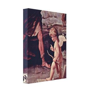 Guido Reni - la purificación de la Virgen Lona Estirada Galerias