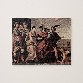 Guido Reni - la violación del rompecabezas de Hele