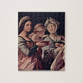 Guido Reni - la violación del rompecabezas del det