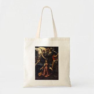 Guido Reni- Martyrdom of St Catherine,Alexandria Tote Bag