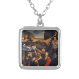 Guido Reni- Massacre of the Innocents Necklaces