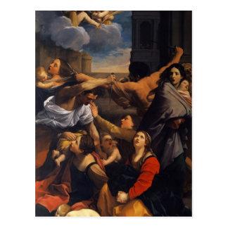 Guido Reni- Massacre of the Innocents Postcard