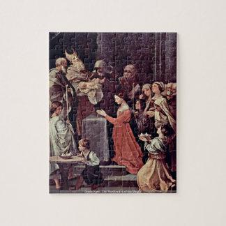Guido Reni - muere la purificación del rompecabeza