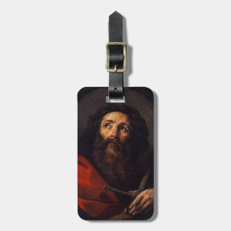 Guido Reni- Saint Paul Tags For Luggage