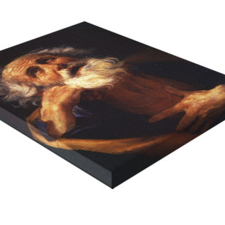 Guido Reni- Saint Peter Gallery Wrapped Canvas