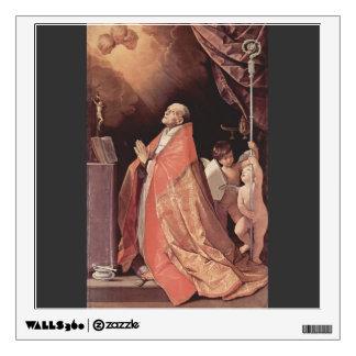 Guido Reni- St Andrew Corsini en rezo